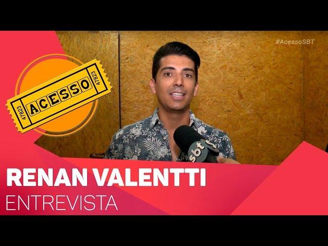 Entrevista com Renan Valentti - TV SOROCABA/SBT