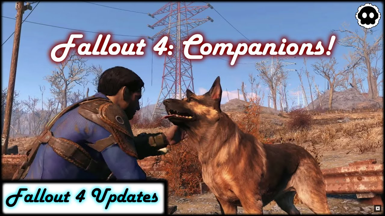 how to find your companions in fallout 4