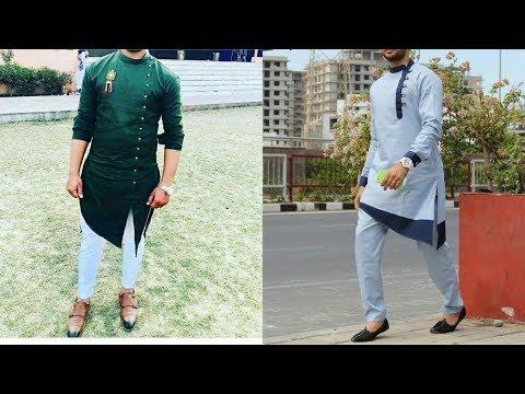 Kurta Pajama Design For Mens // Fashion Ideas
