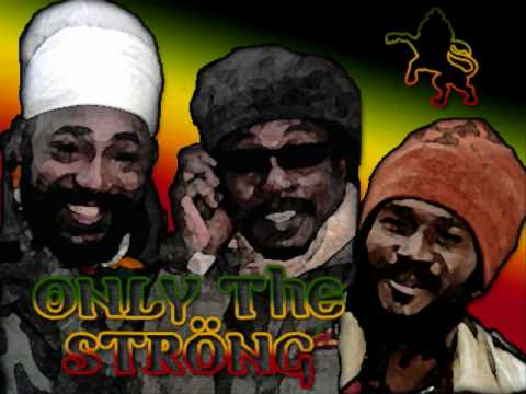 "Mark Wonder ""ONLY THE STRONG"" Ft. Lutan Fyah & Chezidek (ALTAFAAN Records)"
