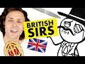 How British Knighthoods Work
