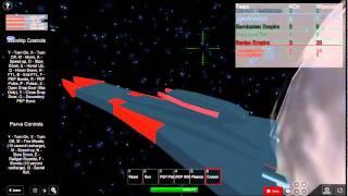 Roblox Star Wars : Republic Star Ship