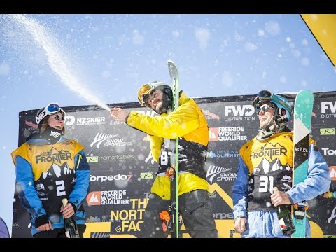 The North Face® Frontier 2016 1st Place Men's Ski - Sam Lee