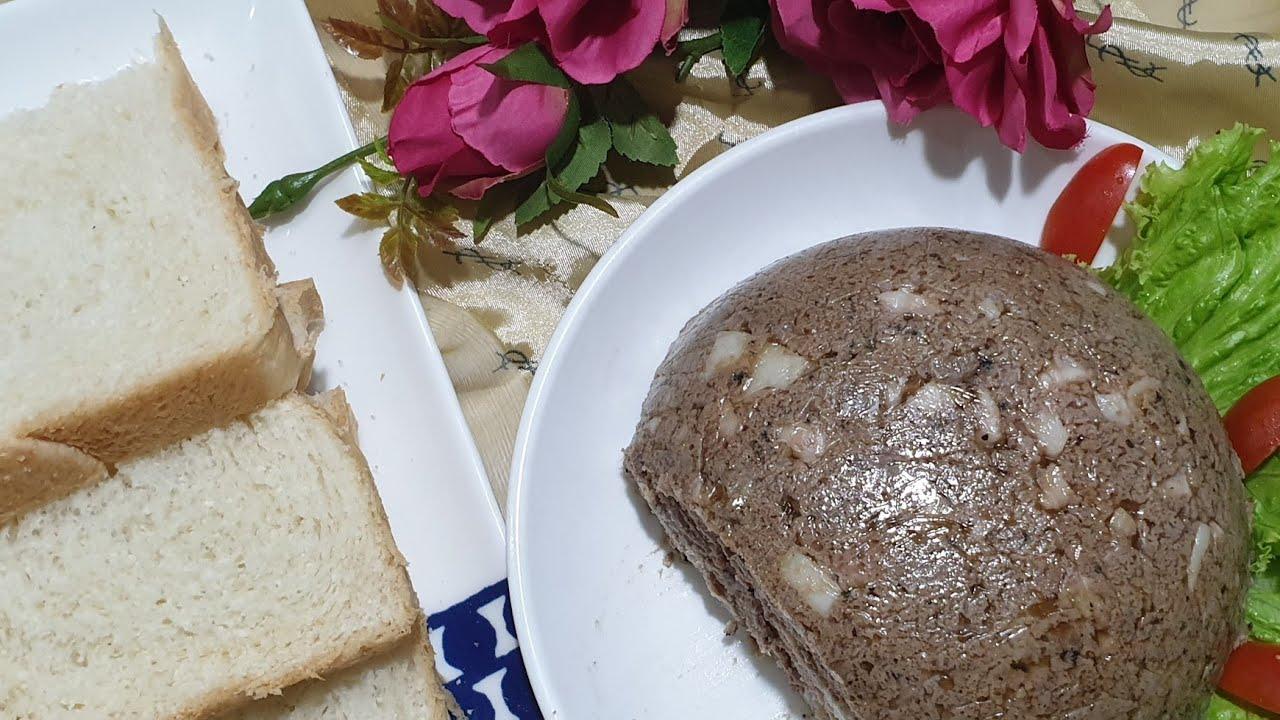 Vlog 8 # CÁCH LÀM PATÊ GAN. Làm PATE GAN HEO. Bánh Mỳ PATÊ mềm béo thơm ngon.làm Patê đơn giản ở nhà