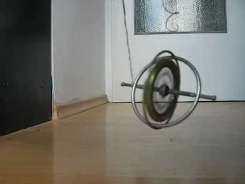Strange and amazing behaviour of a gyroscope