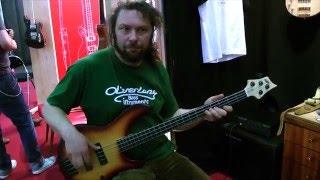 Oliver Lang Instruments – Musikmesse 2015