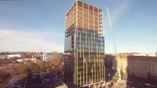 OKM Group Brno - časosběr Šumavská Tower