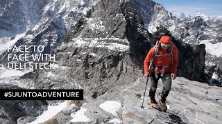 Face to Face with Ueli Steck, #SuuntoAdventure Video Series Episode 6