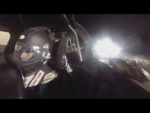 Jacob Poel American Modified Series Farmer City Raceway A-Main Win 5/23/14