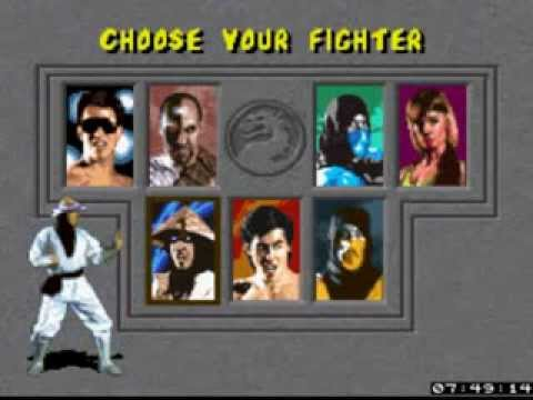 Mortal Kombat 1 SNES Gameplay (With download links for PC)