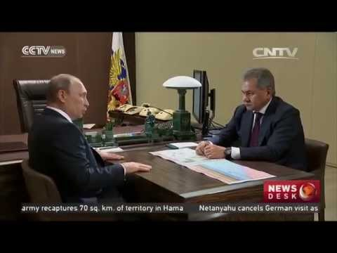 Putin seeks cooperation with foreign countries