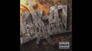 Обложка АК 47 Berezovskiy альбом