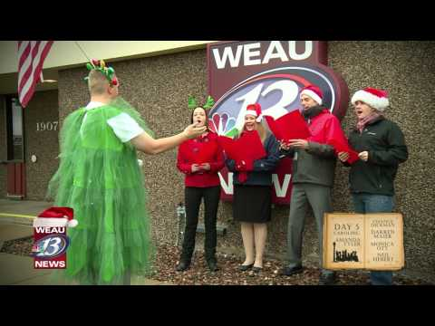 2016 WEAU Holiday Greetings
