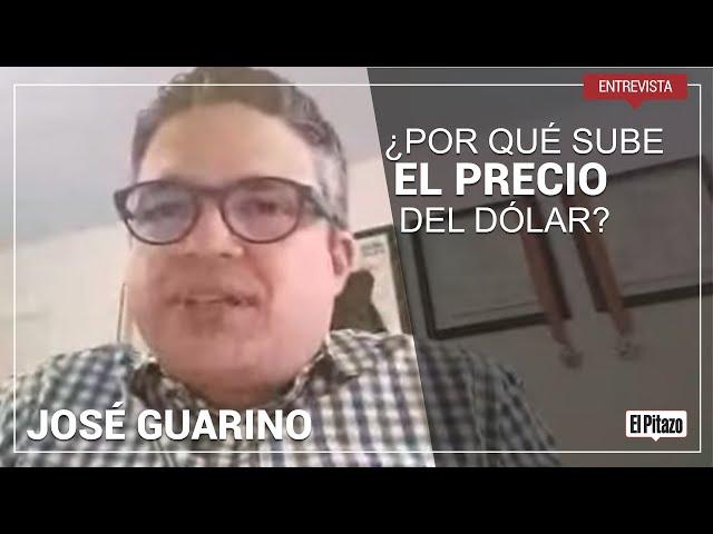 #ElPitazoEnVivo ¿Por qué sube el precio del dólar?
