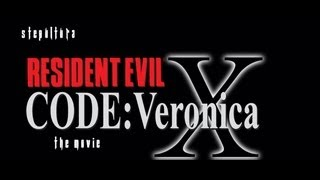 Resident Evil Code Veronica [Game Movie]