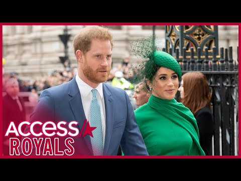 Meghan Markle & Prince Harry Join Covid Vaccine Concert