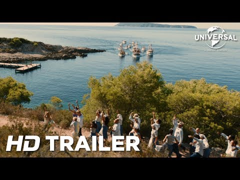 Mamma Mia! Here We Go Again International Trailer Universal Pictures HD