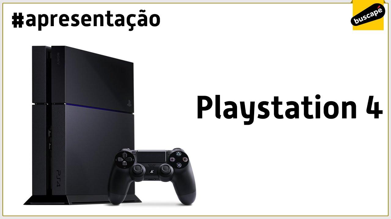 a40678367 Sony Playstation 4 - Apresentação - YouTube