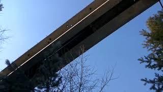 Асбест. Старый ЖД мост.