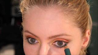 Tutorial: Fall/Autumn Inspired Make-up Look Thumbnail