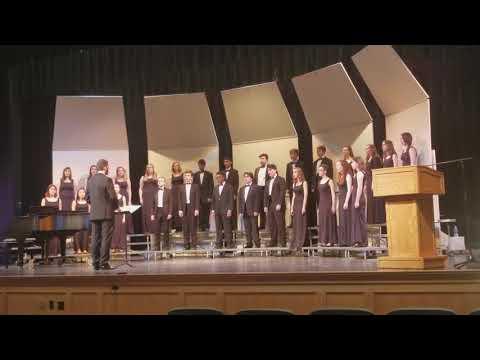 Marblehead High School Mix Choir.