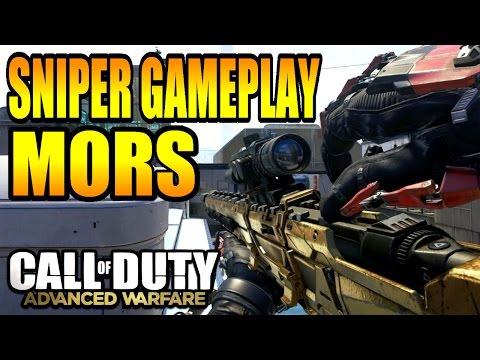 Advanced Warfare Mors Sniper Advanced Warfare Sniper Mors