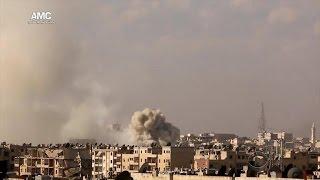 Relentless bombing decimates Syria's largest city