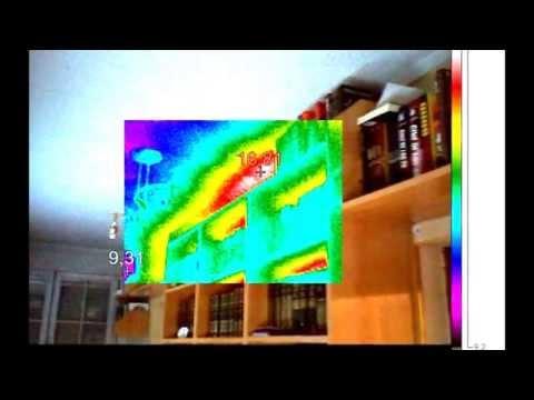 Fugas de agua y calefacci n 01 aplicaciones termogr ficas for Fugas de agua madrid