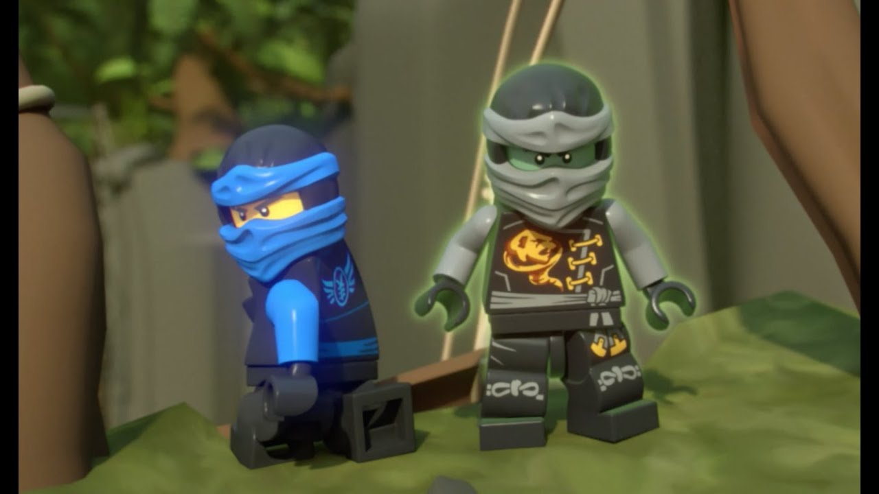 coles ghostly struggle lego ninjago youtube
