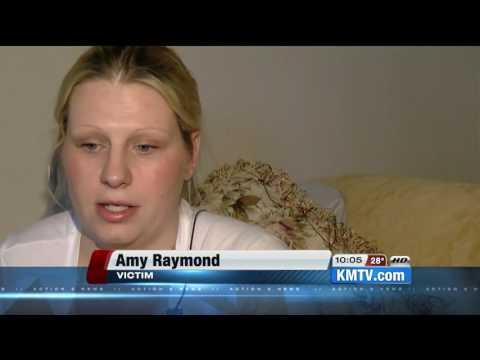 Omaha mother terrified after home graffitied