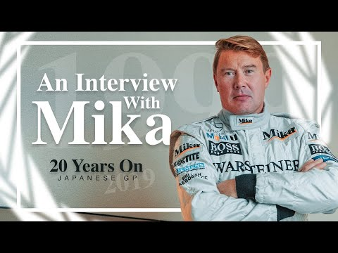 Mika Hakkinen reflects on his 1999 Japanese Grand Prix win