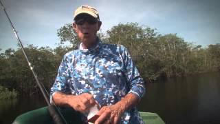Larry Dahlberg- Hunt for Big Fish tries on the Snikwah Original