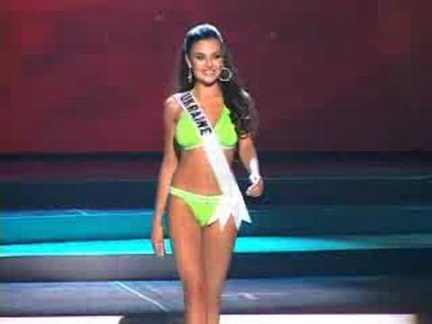 2008 - Miss Ukraine - Universe