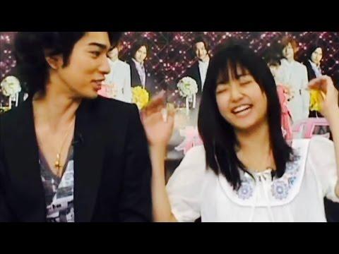 Matsumoto Jun & Inoue Mao | Are U Ready 4 Love ?