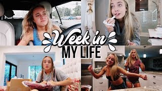 A Week in My Life at School | #1