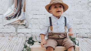 BABY BIRTHDAY PHOTOSHOOT | AdannaDavid