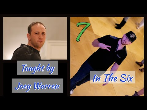 IN THE SIX Line Dance - Choreographed By Shane McKeever And Joey Warren (walk Through)