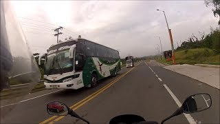 3 Carretera Bogotá - San Alberto, Cesar 2. Tour en moto por Colombia.