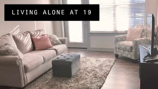 MY NEW APARTMENT TOUR | Teen Mom