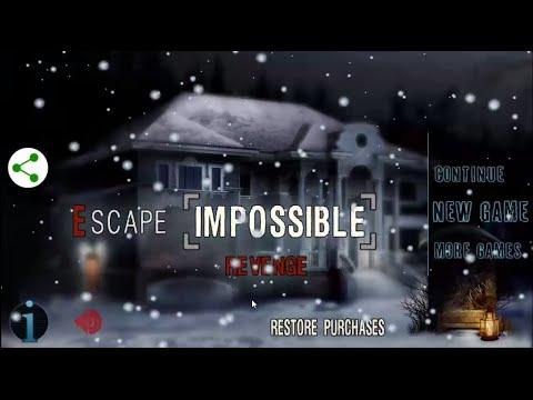 Escape Impossible Revenge - Walkthrough