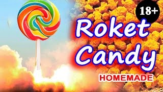 Rocket Candy Rocket Fuel For Smoke Effects And Rockets Censored Version