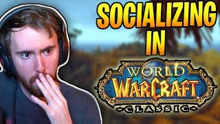 Asmongold On How Socializing Made Classic WoW Great!