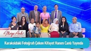 Karakoldaki fotoğrafı çeken Kifayet Hanım canlı yayında - Müge Anlı ile Tatlı Sert 27 Mayıs 2019