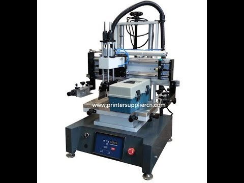Screen Printing Machine For Lanyard,lanyard Silk Screen Printing Equipment