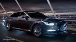 2017 Genesis G90 | Genesis Motors Canada