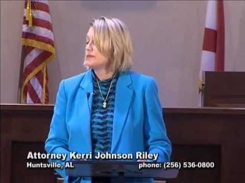 Kerri Johnson Riley 297 - People's Law School