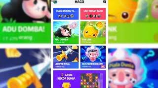 Hago game android online seru