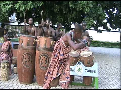 Drumming Ghana Cultural Troupe.dv