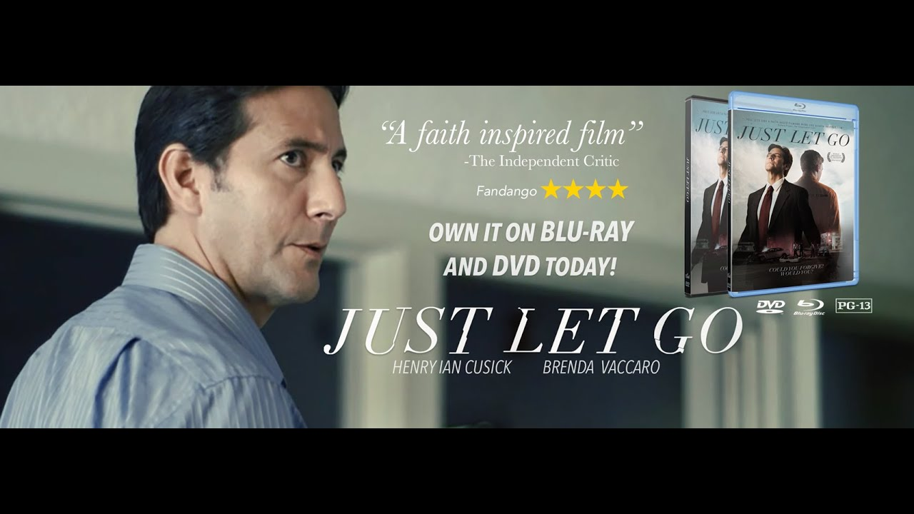 JUST LET GO (2015) Official Trailer 1 - Henry Ian Cusick, Brenda Vaccaro