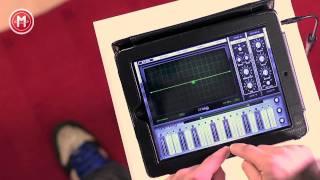 Moog App Animoog fuer iPad im Test auf MusikMachen.de